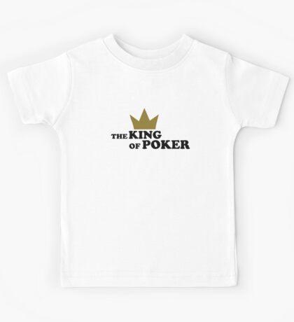 King of poker Kids Tee