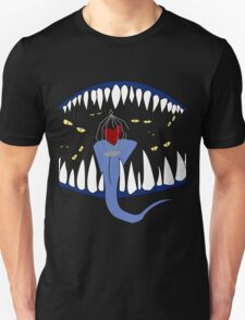 Mouth of black by Cheri Unisex T-Shirt