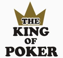 The King of poker by Designzz
