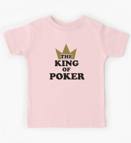 The King of poker Kids Tee
