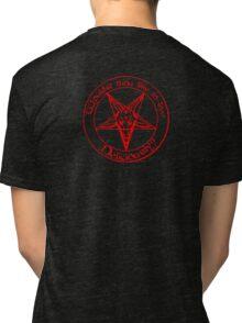 Black Phillip - Live Deliciously Tri-blend T-Shirt