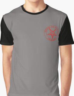 Black Phillip - Live Deliciously Graphic T-Shirt
