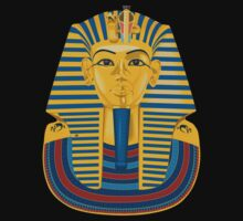 King Tut Mask Kids Clothes