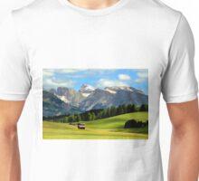 Magical Dolomites Unisex T-Shirt
