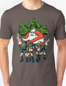 Krang Busters Unisex T-Shirt