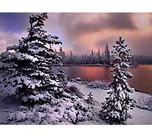 Big Lake  Photographic Print