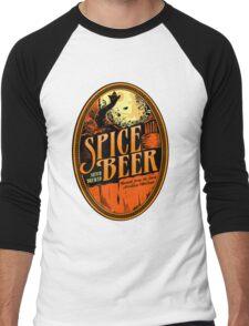 Spice Beer Label Men's Baseball ¾ T-Shirt