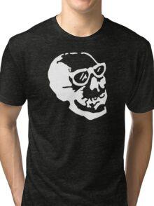 Vintage Skull 2 Tri-blend T-Shirt