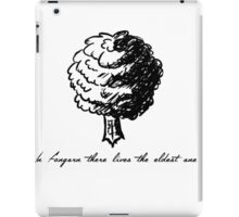 In Fangorn iPad Case/Skin