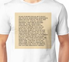 Someday x Jenny Holzer Unisex T-Shirt