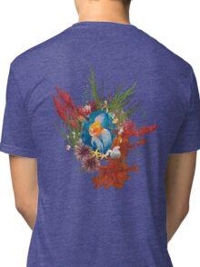 Tiny Goldfish Tri-blend T-Shirt