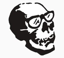 Vintage Skull One Piece - Long Sleeve