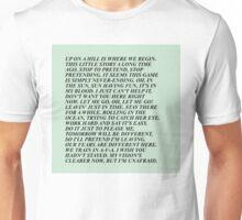 The Modern Age x Jenny Holzer Unisex T-Shirt