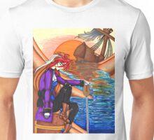 Captain Elorda - Shipwreck Unisex T-Shirt