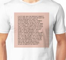 Is This It x Jenny Holzer Unisex T-Shirt