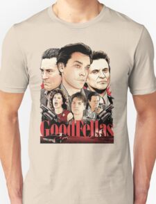 Goodfellas Retro Unisex T-Shirt