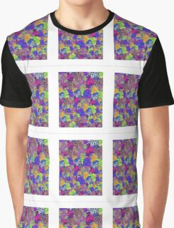 color fusion Graphic T-Shirt