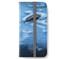 Surrounded - flipped horizontal (iPhone wallet) iPhone Wallet/Case/Skin
