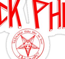 Black Phillip Slayer / Baphomet Sticker