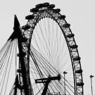 London Eye  by dcdigital
