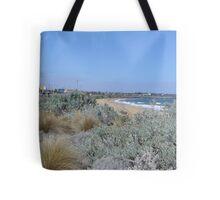 Hampton Beach - nr Milanos - Victoria - Australia Tote Bag