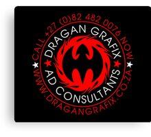 DRAGAN GRAFIX Ad Consultants, Bing Ads, Google Adwords, PPC, SEO Canvas Print