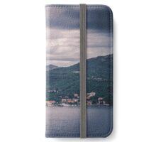 Dubrovnik Landscape (iPhone wallet) iPhone Wallet/Case/Skin