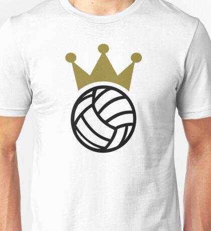 Volleyball crown champion Unisex T-Shirt