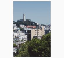 San Francisco Coit Tower One Piece - Short Sleeve