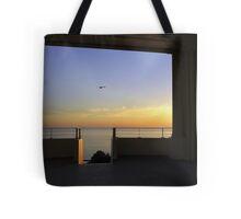 Sandringham Band Rotunda sunset  Victoria  Australia Tote Bag