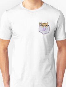 The Pocket Kitty Unisex T-Shirt