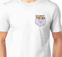 The Pocket Kitty Unisex T-Shirt