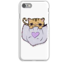 The Pocket Kitty iPhone Case/Skin