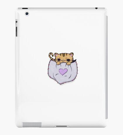 The Pocket Kitty iPad Case/Skin