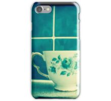 Time for tea iPhone Case/Skin