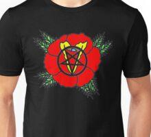 PENTAGRAM ROSE Unisex T-Shirt