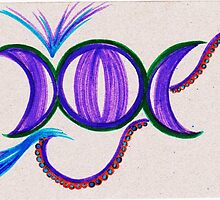 """""""Happy Solstice"""" by Jessie R Ojeda by Jessie Ojeda"""
