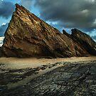 Elephant Rock, Gold Coast by Karen Duffy