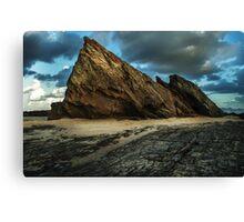 Elephant Rock, Gold Coast Canvas Print