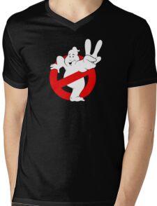 Ghostbusters 2 Mens V-Neck T-Shirt