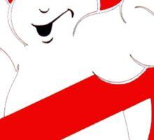 Ghostbusters 2 Sticker