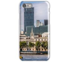 London City Skyline iPhone Case/Skin