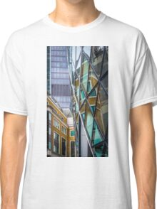 Reflections in a Gherkin Classic T-Shirt