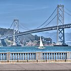 Bay Bridge by Diego  Re