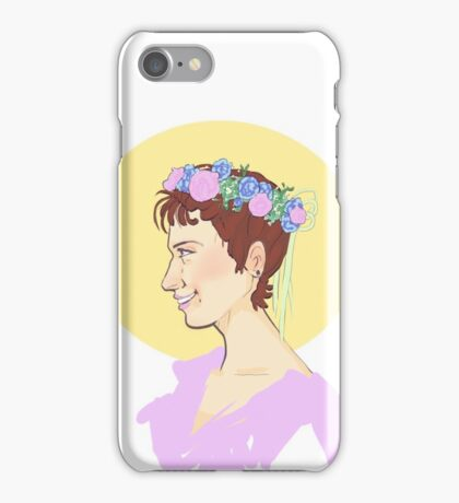 Sixteen Candles Molly Ringwald iPhone Case/Skin