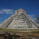 Chichen Itza Pyramid by Allen Lucas