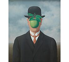 The Great War - René Magritte Photographic Print