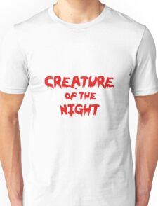 Creature of the Night Unisex T-Shirt