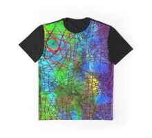 spider web Graphic T-Shirt