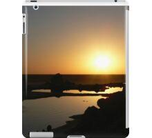 Salt lakes sunrise iPad Case/Skin